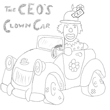 ceo clown car