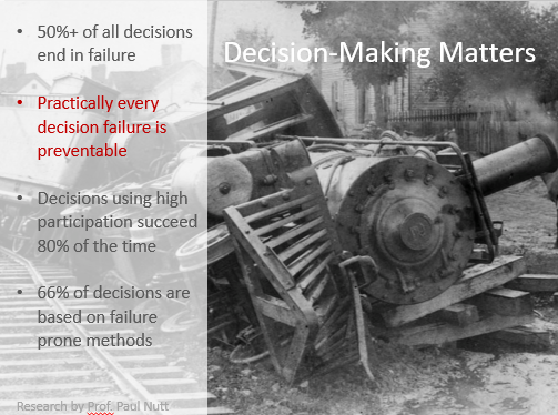 decision making matters